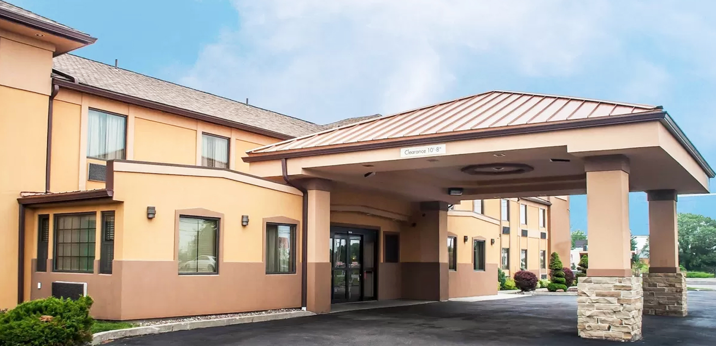 Quality Inn Hotel in Dunkirk, NY